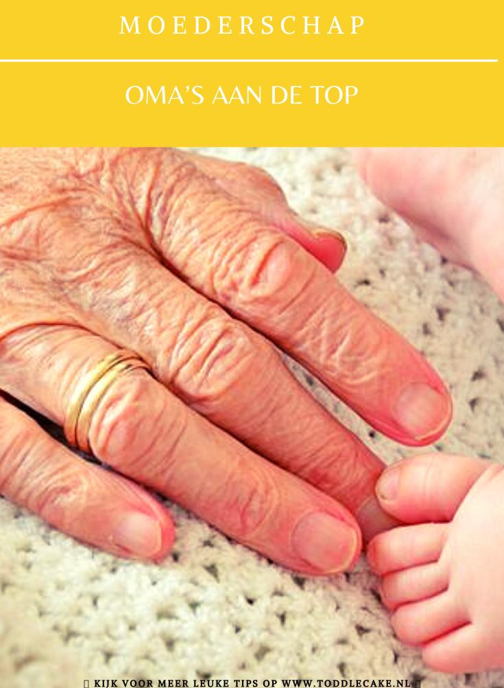 oma's aan de top