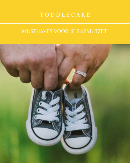 musthaves voor je babyuitzet