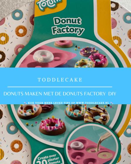 donut factory diy