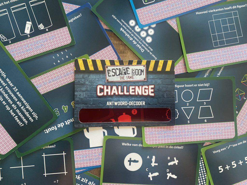 Review Escape Room the Game van Identity Games